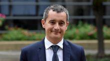 Policiers accusés de racisme au tribunal de Paris: Gérald Darmanin s'interroge sur les sanctions