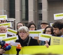 Turkish court to issue verdict in rights activists' trial