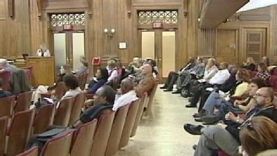 Gang Forum Held In Greensboro