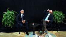 'Between Two Ferns' director reveals 'high pressure situation' of filming Obama episode