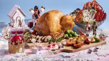 【聖誕大餐2018】聖誕童話故事主題釀火雞 任食即開生蠔變配角