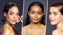 Wet-Look Hair Was Officially the Biggest Beauty Trend of the 2017 Emmys
