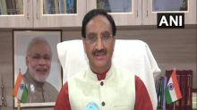 NEET exam more successful than JEE Main: Ramesh Pokhriyal