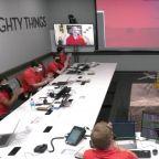 Watch NASA's first Mars drone flight make history