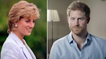 """Prince Harry hits out at paparazzi and opens up on the """"disbelief"""" of Princess Diana's death"""