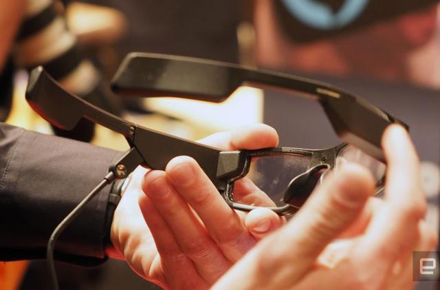 Putting Alexa inside a pair of smartglasses makes a lot of sense