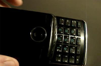 Sony Ericsson's axed Paris gets video review: here's to what could've been