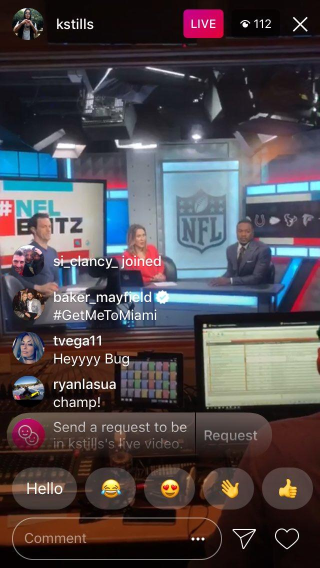 Baker Mayfield makes Dolphins overture on Instagram, backtracks on Twitter