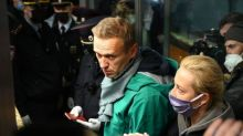 Russia detains Putin critic Navalny upon defiant return to Moscow