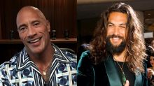 Jason Momoa helps The Rock's Aquaman-obsessed daughter celebrate her 3rd birthday