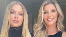 Luísa Sonza posa com a mãe e impressiona Anitta