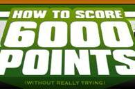 Earn 6,000 Xbox 360 points -- without trying