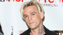 Aaron Carter gives up guns, Xanax after restraining order: 'I've done all I can do'