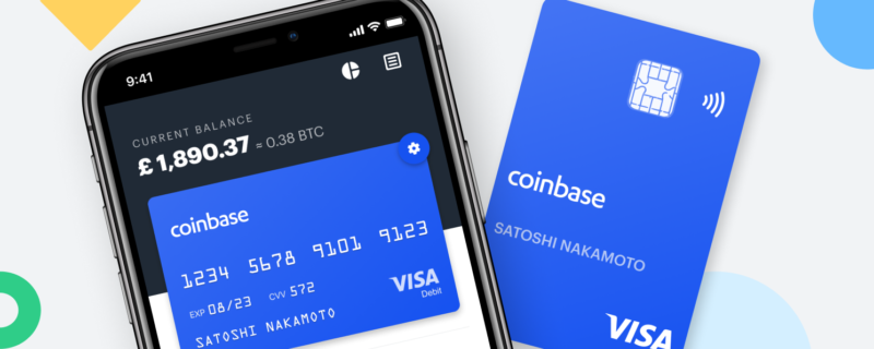 Coinbase's Visa debit card adds support for DAI stablecoin