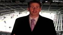 John Meyer previews Penguins home opener