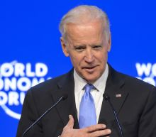 Davos Diary 2: Say It Ain't So, Joe