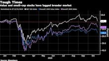 BlackRock Defies Stock Chaos With Small-Cap Value ETF Launch
