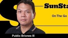 Briones: Easing restrictions