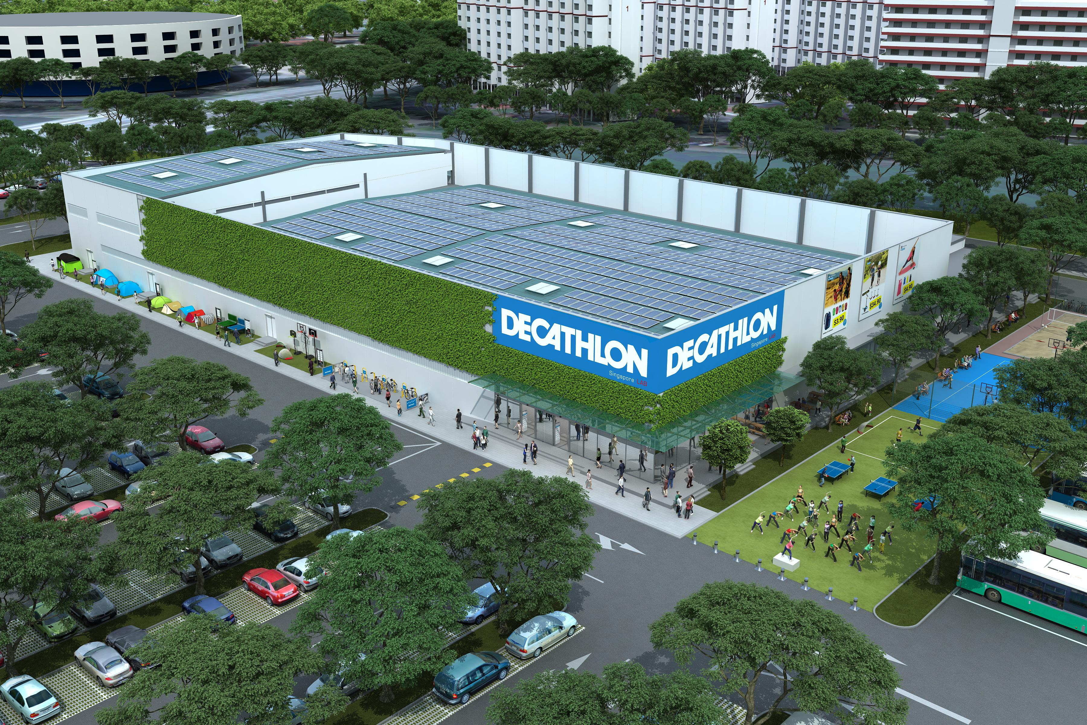 Decathlon partners Sport Singapore for upcoming largest store in Singapore 34e76d5d5fa
