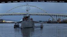Challenging Leidos, L3Harris Wins Robotic Warship Contract