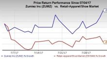 Zumiez (ZUMZ) Continues Its Positive Comps Trend, Stock Up