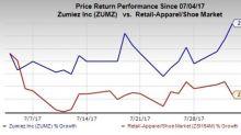 Zumiez (ZUMZ) Continues Its Positive Comps Trend, Stock Up