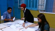 Outsider leads after divisive Tunisia presidential poll