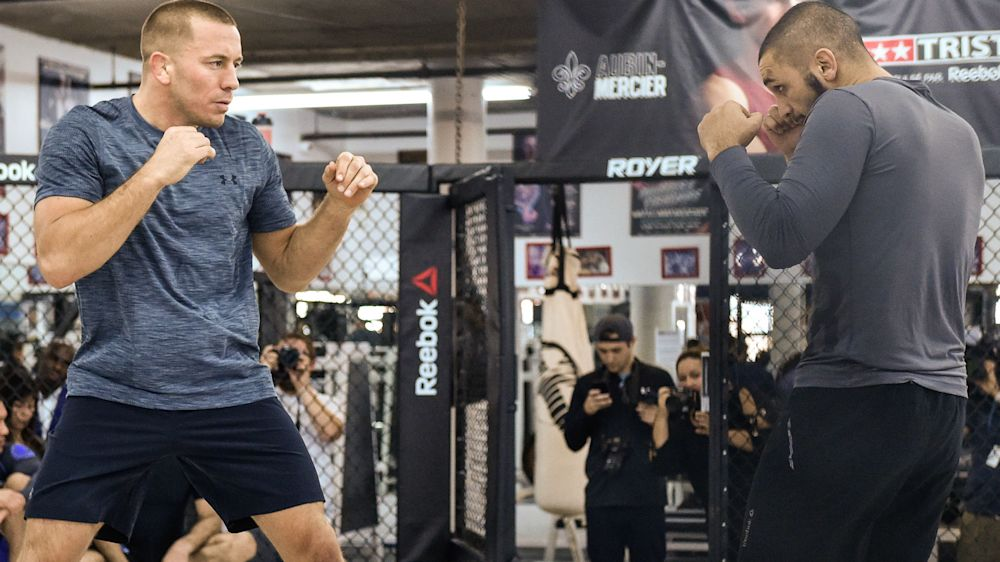 UFC 217 results: St-Pierre claims second title; Dillashaw, Namajunas earn gold in NYC