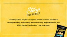 Stacy's Rise Project Returns For 2020; Expands To Benefit 15 Female Entrepreneurs With New Professional Services