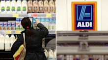 Calls to boycott Aldi and Coles over stance on $1 milk