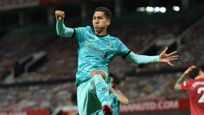 Liverpool tops Man U in thrilling comeback