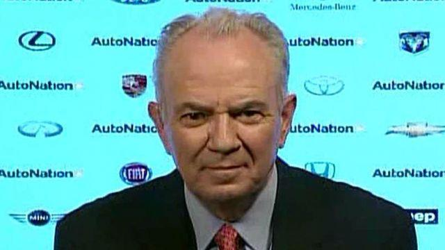 AutoNation CEO: Cars Are a Bright Spot in the Recovery