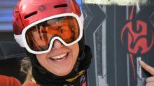 Ledecka seals historic Olympics snowboard, ski double