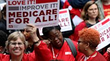 Government health care is overtaking private coverage