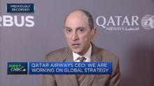Qatar Airways targets expansion strategy to 'defeat' regional blockade