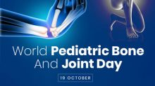 World Pediatric Bone And Joint Day 2019: Date And Theme