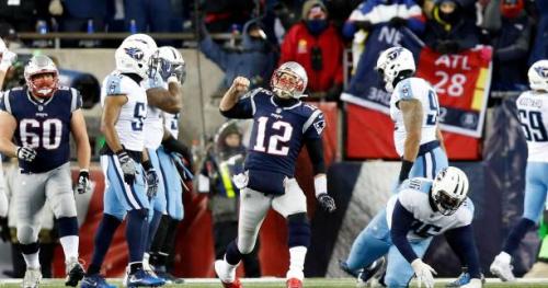 Foot US - NFL - Les New England Patriots et les Philadelphia Eagles qualifiés