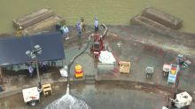 Cambio climático amenaza al Canal de Panamá a 20 años del traspaso por EEUU