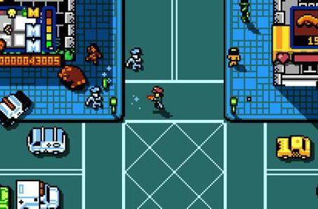 Retro City Rampage DX hits digital platforms next week