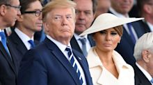 From Givenchy To The Row: Every Single One Of Melania Trump's UK Visit Outfits