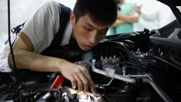 Honda Taiwan 2020 服務技能檢證活動,創造優質服務體驗