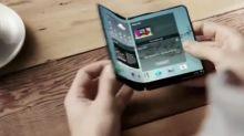 Todo lo que descubrimos del teléfono Samsung Galaxy X plegable