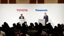 Toyota, Panasonic eye EV battery tie-up