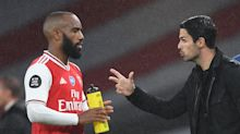 Manchester United legend Andy Cole accuses Arsenal coach Mikel Arteta of 'disrespecting' Alexandre Lacazette