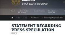 ##Borsa, Lse Group: trattative avanzate su fusione con Refinitiv