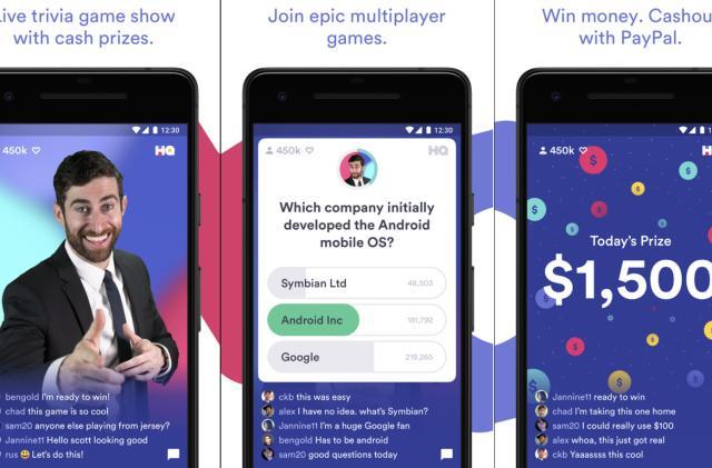 HQ Trivia scraps $20 minimum requirement to withdraw prizes