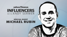 Michael Rubin joins Influencers with Andy Serwer