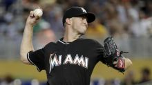 Marlins pitcher's improbable 15-month journey comes full circle at Miller Park