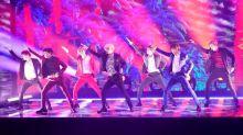 BTS Wins Favorite Social Artist Award at 2018 AMAs