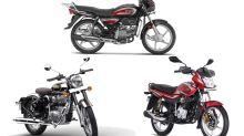 Bestselling motorcycles in September 2020